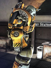 Excavator Power Armor - Level 45