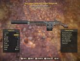 Anti-Armor Hardened Combat ShotGun - Level 50