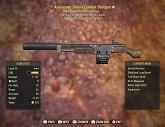 Anti-Armor Severe Combat ShotGun - Level 50