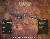 Bloodied Combat ShotGun - Level 50