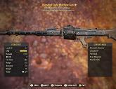 Bloodied Light Machine Gun - Level 50