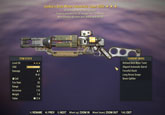 Junkie's Beta Wave Automatic Laser Rifle