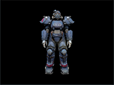 Ultracite Power Armor Set - Level 50