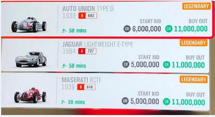 how to trade forza horizon 4 credits?