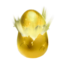 Golden Egg 2020