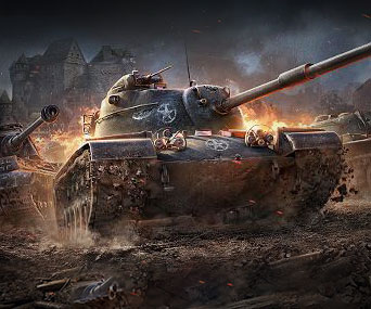 Cheap World Of Tanks Blitz Gold For Sale - Buy Wot Gold At