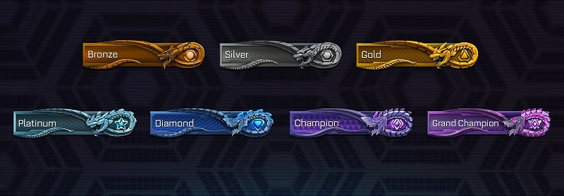 Rocket League Season 5 Rewards