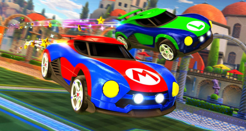 Rocket League For Switch Will Present Dynamic Resolution