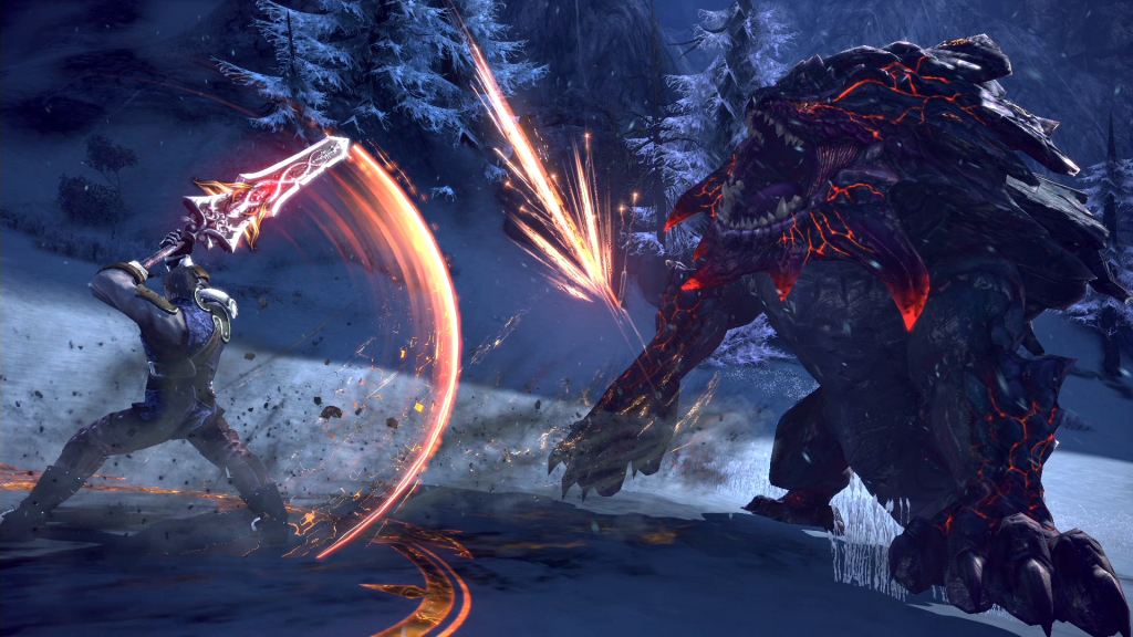 Tera Brings New Bams For Ps4, Xbox One - But They Are Too Weak
