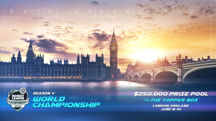 Rocket League RLCS World Championship Season 5 Finals