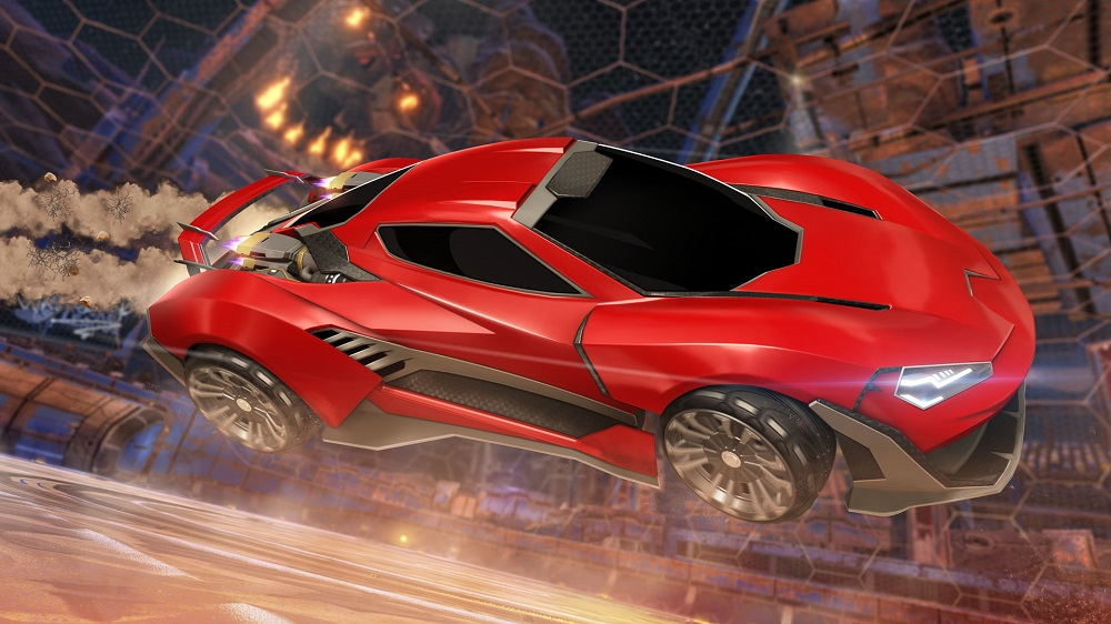 Rocket League Zephyr Update - Zephyr Crate - Battle-Car Cyclone