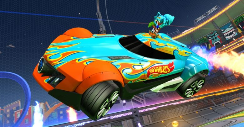 4f568fa019f07 Rocket League Hot Wheels Triple Threat DLC Pack Come With New Battle-Cars