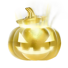 Rocket League Haunted Hallows 2018 Golden Pumpkins