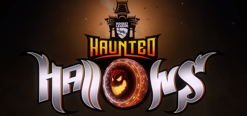 Rocket League Haunted Hallows 2018