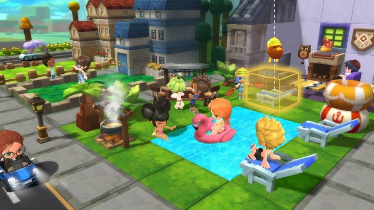 MapleStory-2-Housing