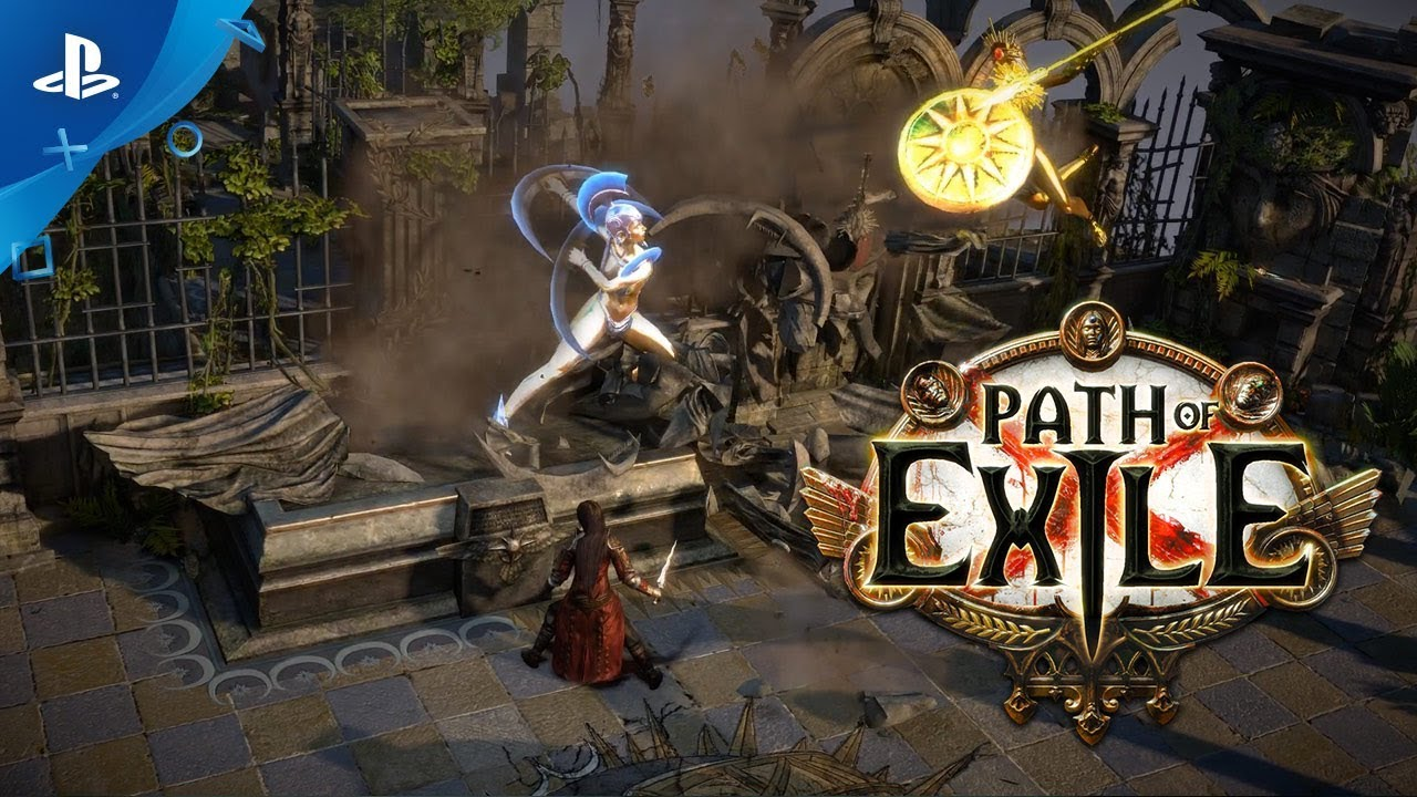 path of exile ps4 guide -  how to download and play poe on ps4