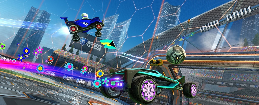 Rocket League Update 1.61 Patch Notes