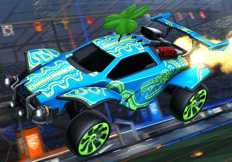 Rocket League Rocket Pass 3 Contents & Rewards - Buy Safe