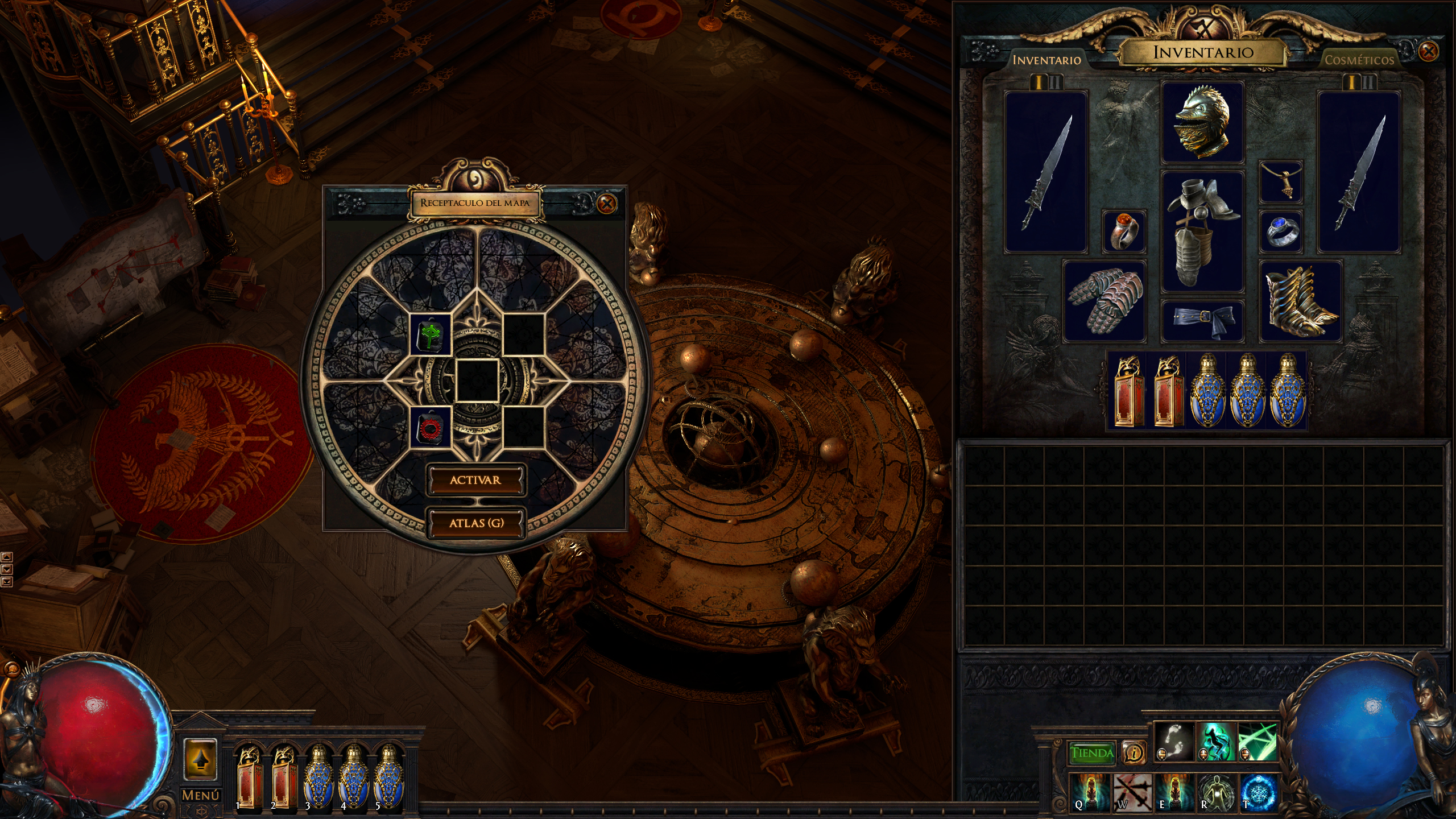 Path of Exile 3.7 Legion 3